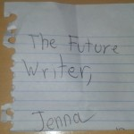 A Letter for You, Jenna